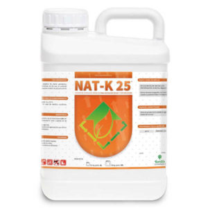 Corrector de carencias vegetal Nat K 25